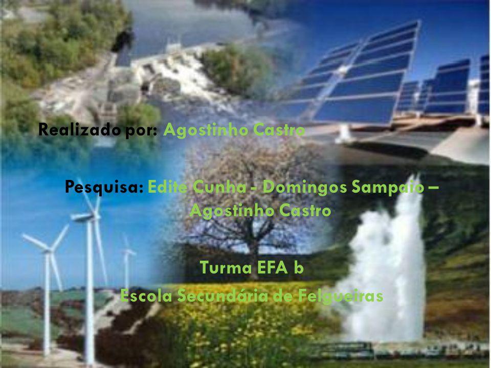 Realizado por: Agostinho Castro