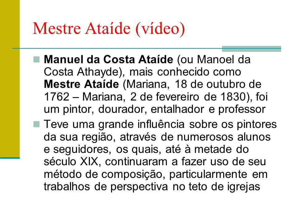 Mestre Ataíde (vídeo)