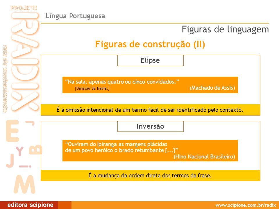 Figuras de construção (II)