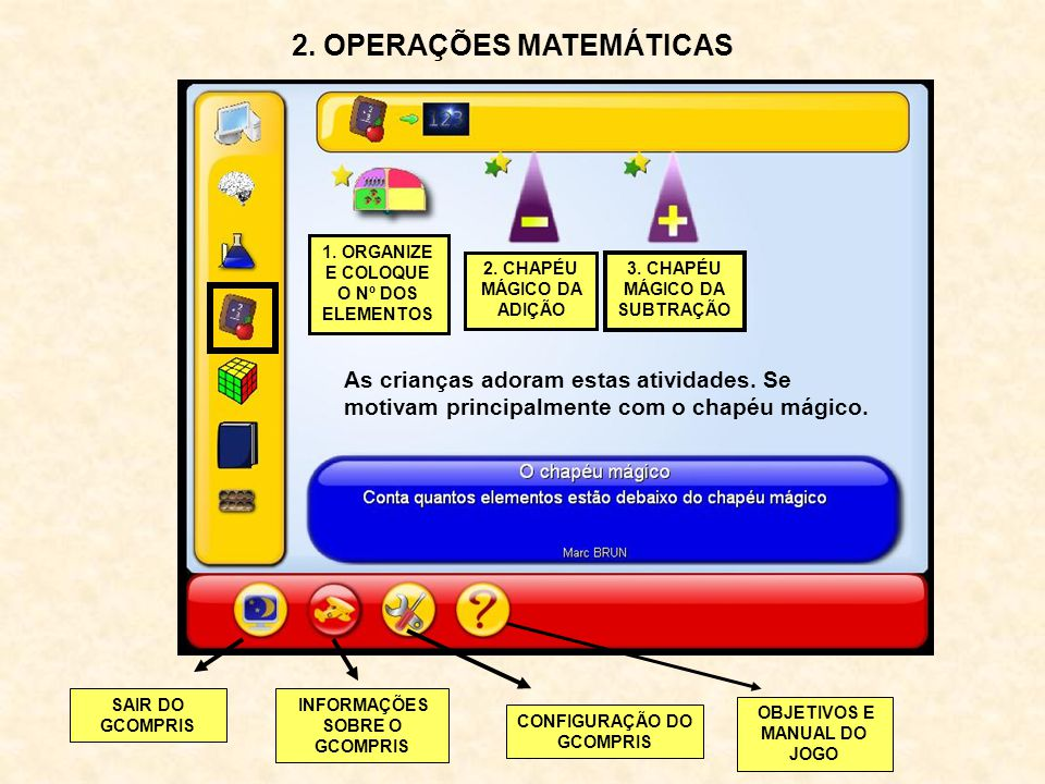 2. OPERAÇÕES MATEMÁTICAS