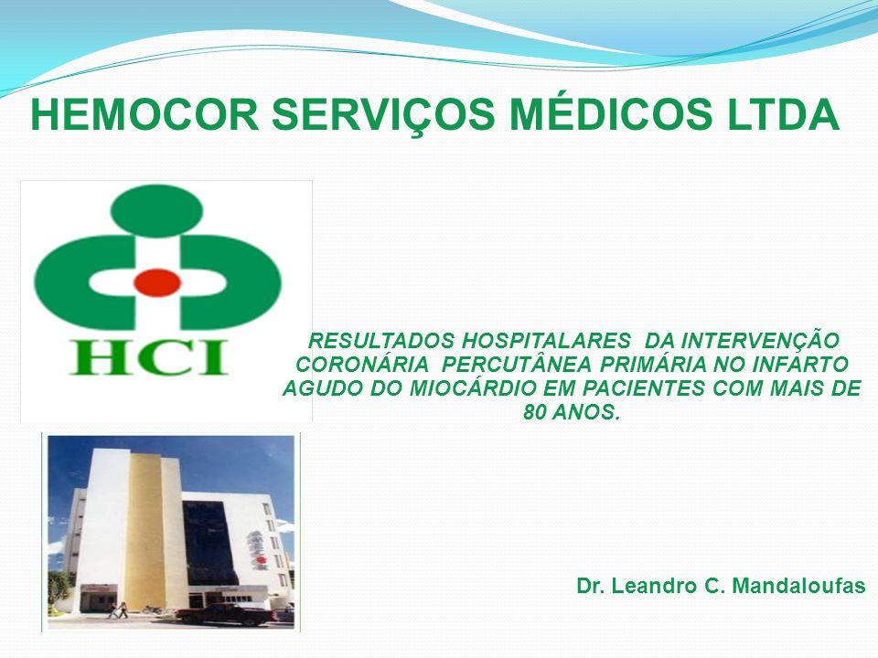 HEMOCOR SERVIÇOS MÉDICOS LTDA