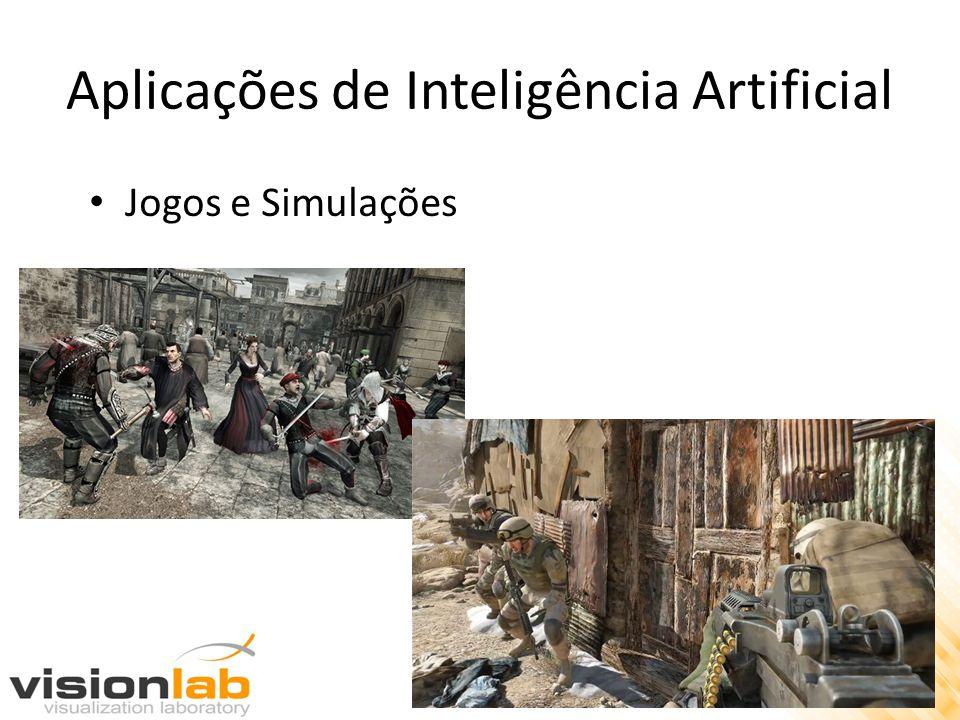 Aplicações de Inteligência Artificial