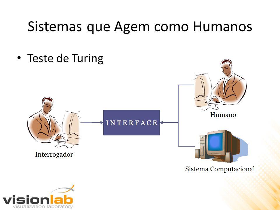 Sistemas que Agem como Humanos