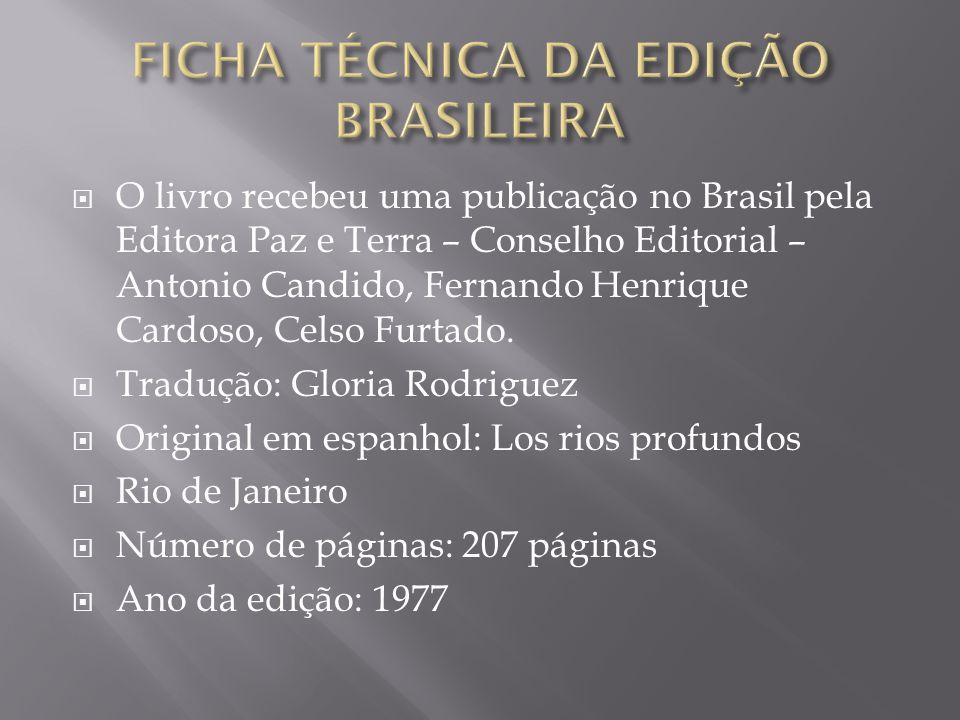 FICHA TÉCNICA DA EDIÇÃO BRASILEIRA