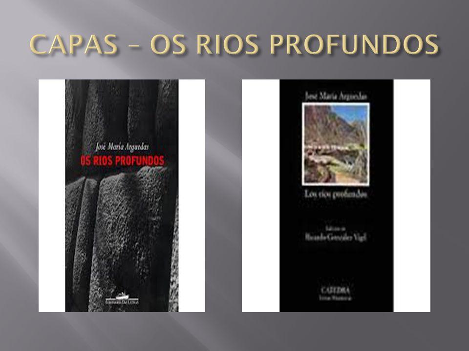 CAPAS – OS RIOS PROFUNDOS