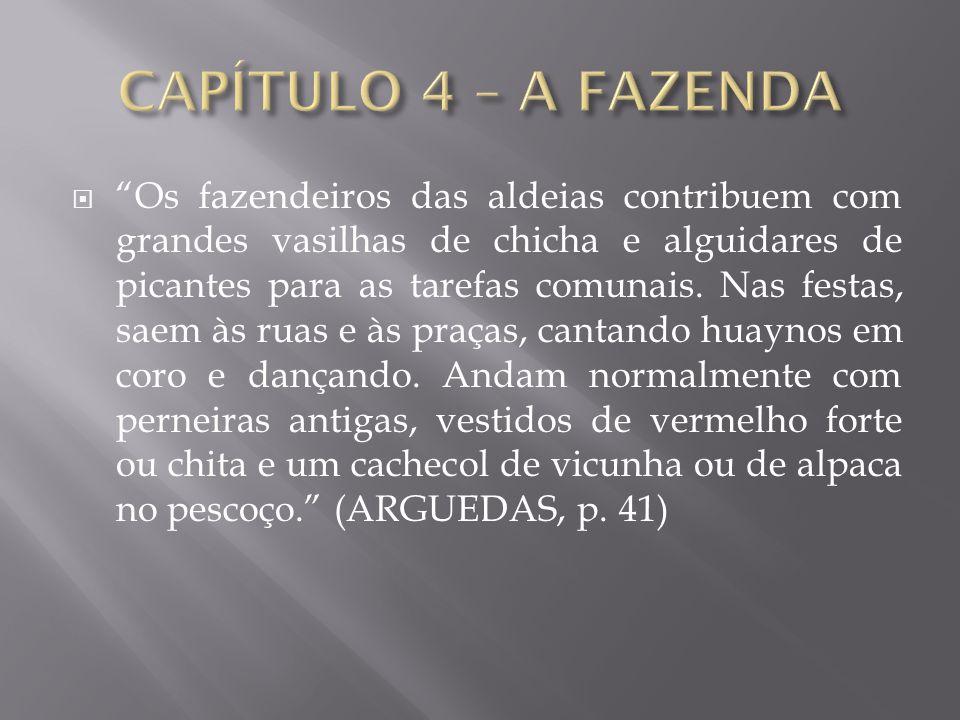 CAPÍTULO 4 – A FAZENDA
