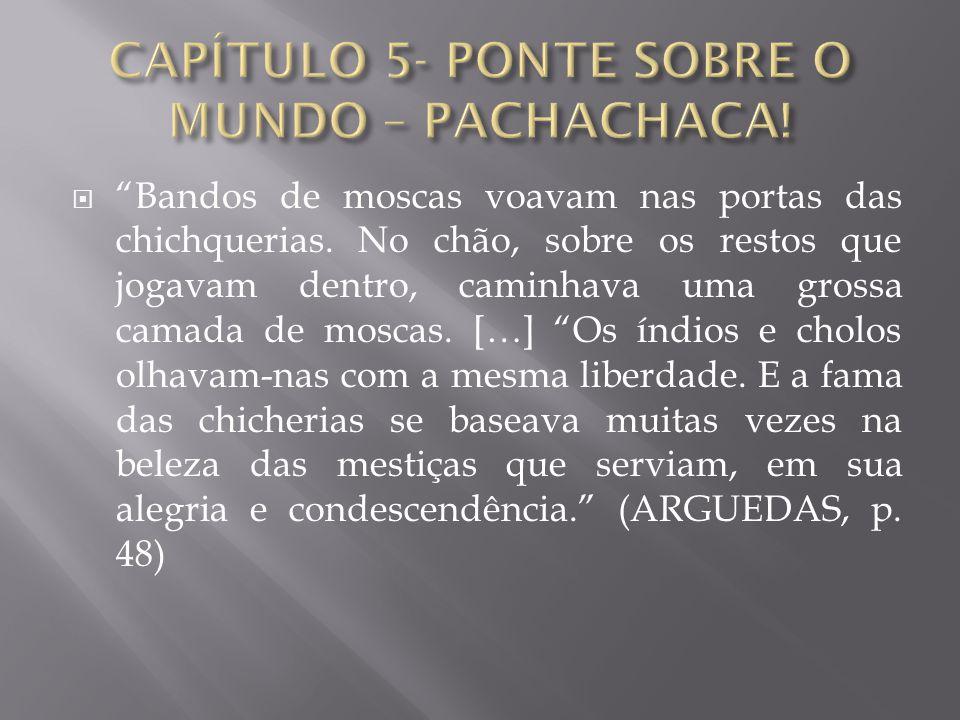 CAPÍTULO 5- PONTE SOBRE O MUNDO – PACHACHACA!