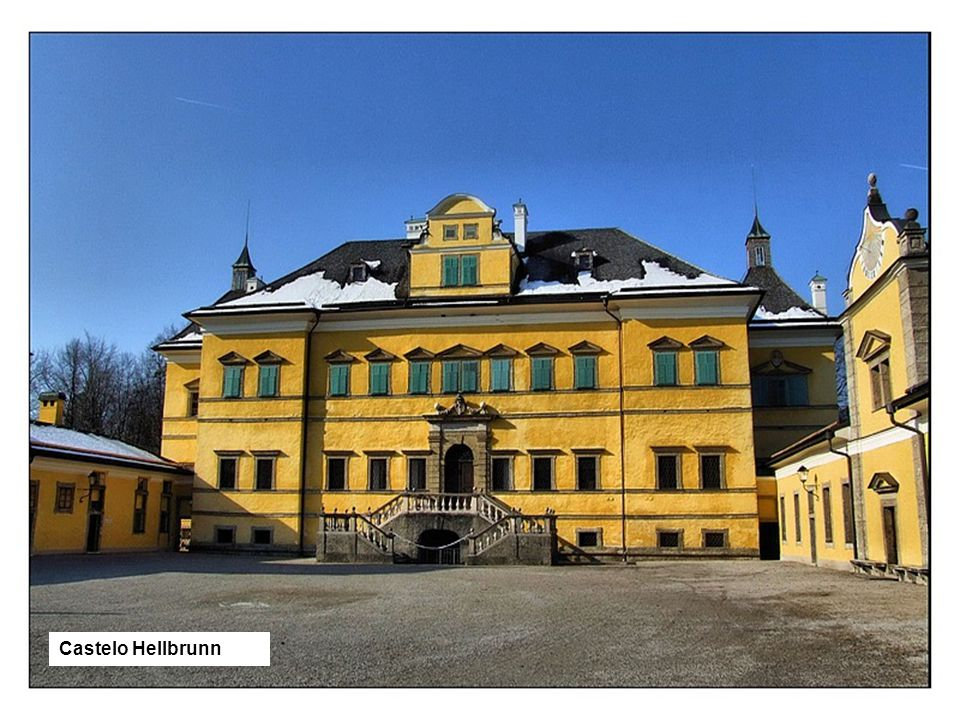 Castelo Hellbrunn