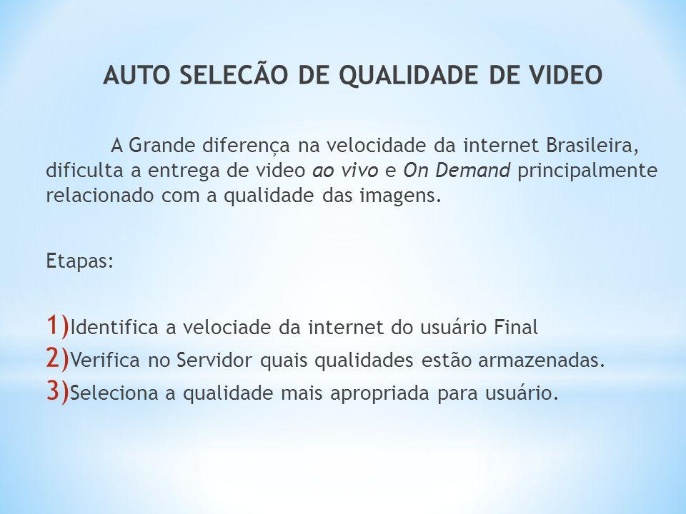 AUTO SELECÃO DE QUALIDADE DE VIDEO