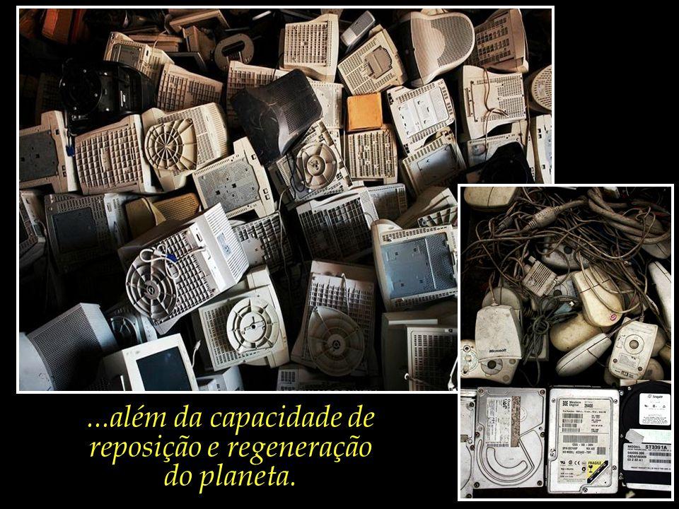 reposição e regeneração