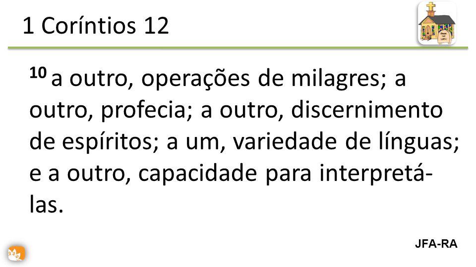 1 Coríntios 12