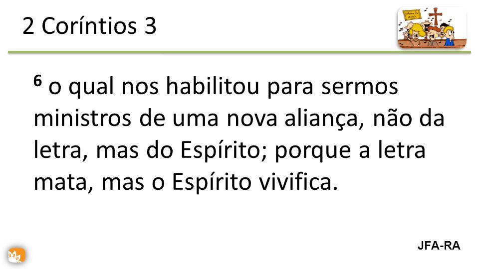 2 Coríntios 3