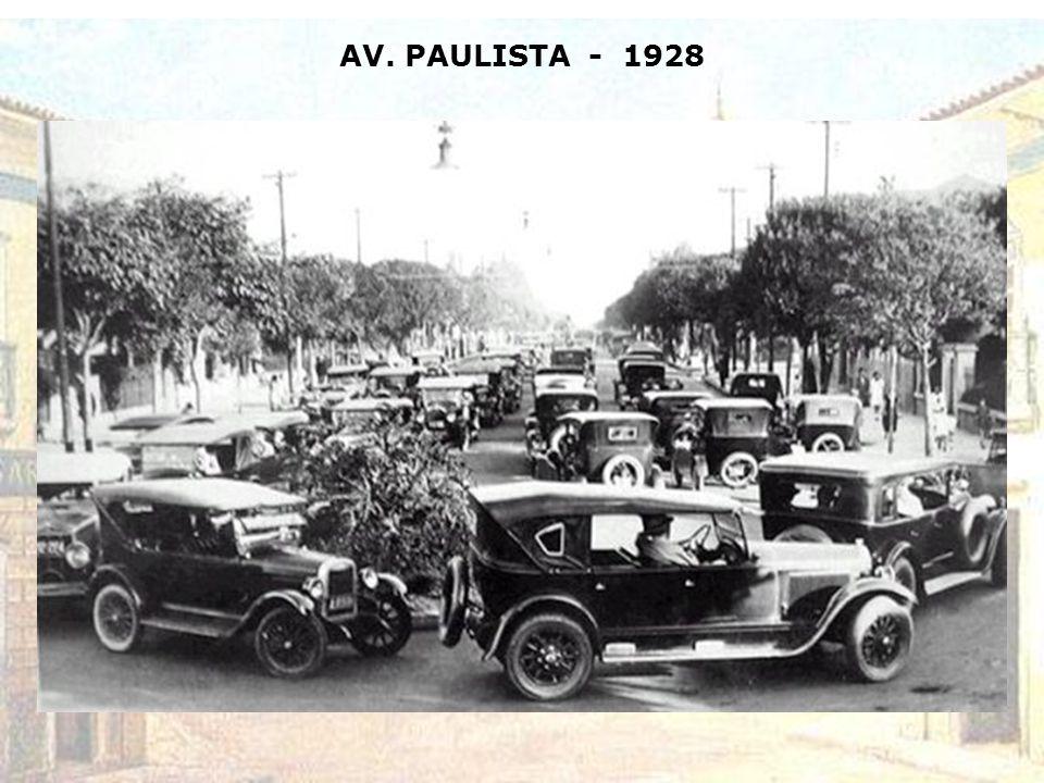 AV. PAULISTA - 1928
