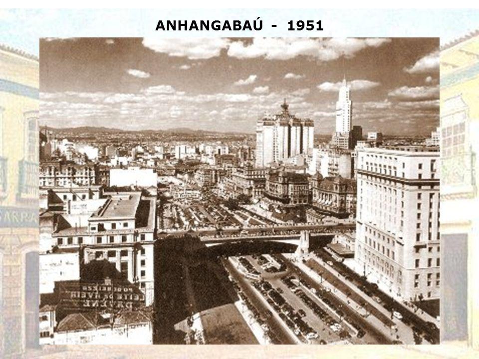 ANHANGABAÚ - 1951