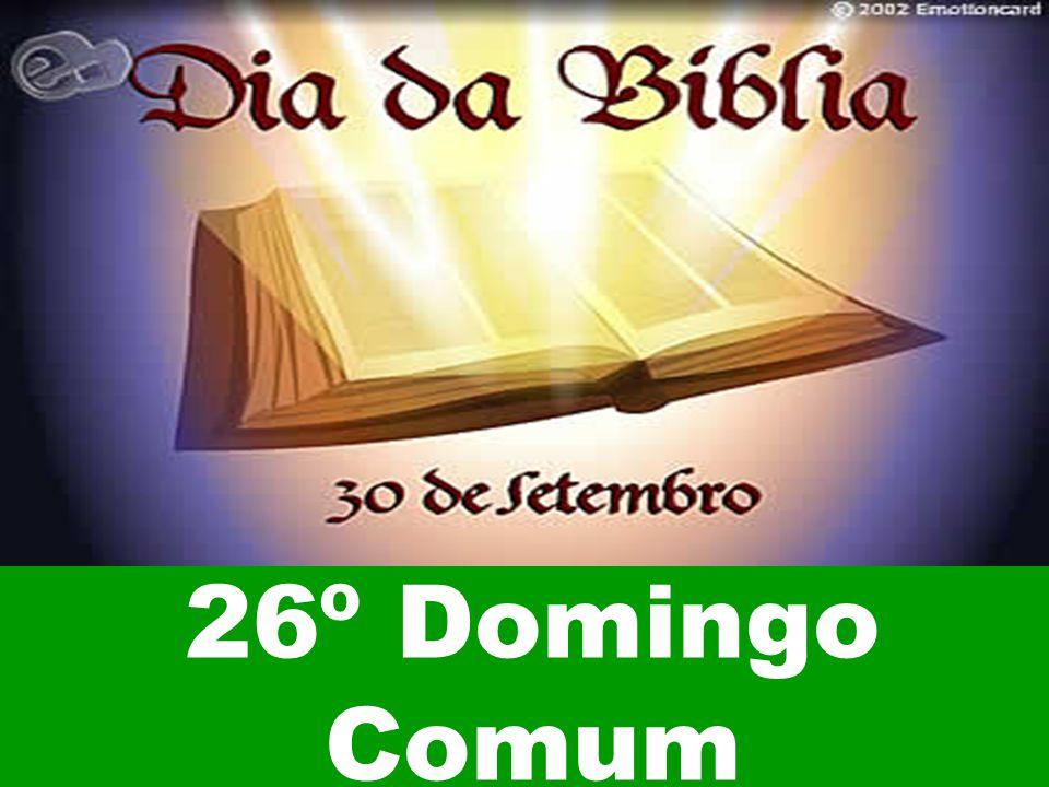26º Domingo Comum