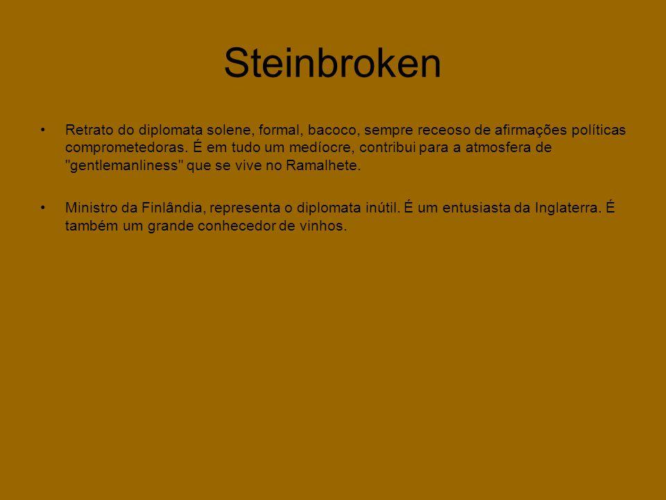 Steinbroken
