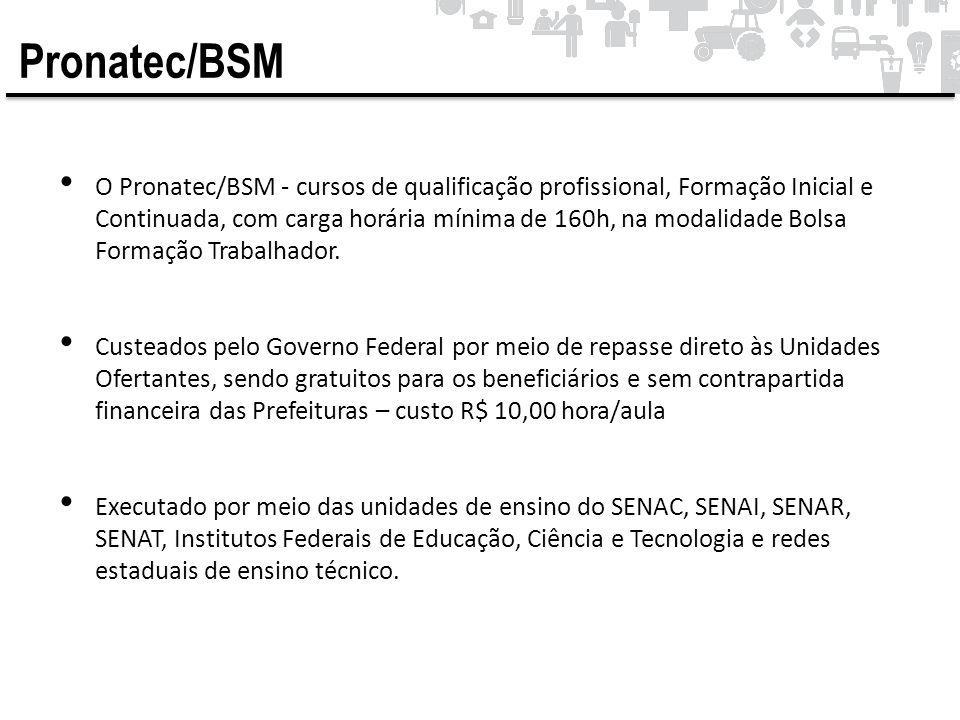 Pronatec/BSM
