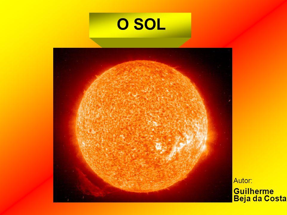 O SOL Autor: Guilherme Beja da Costa