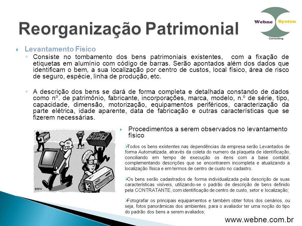 Reorganização Patrimonial