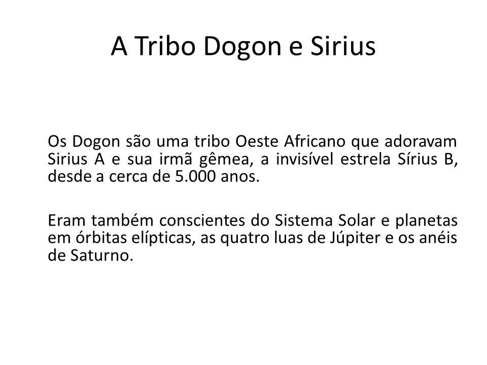 A Tribo Dogon e Sirius