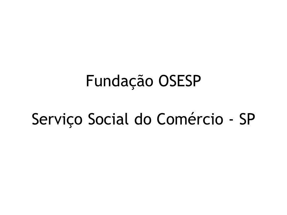 Fundação OSESP Serviço Social do Comércio - SP
