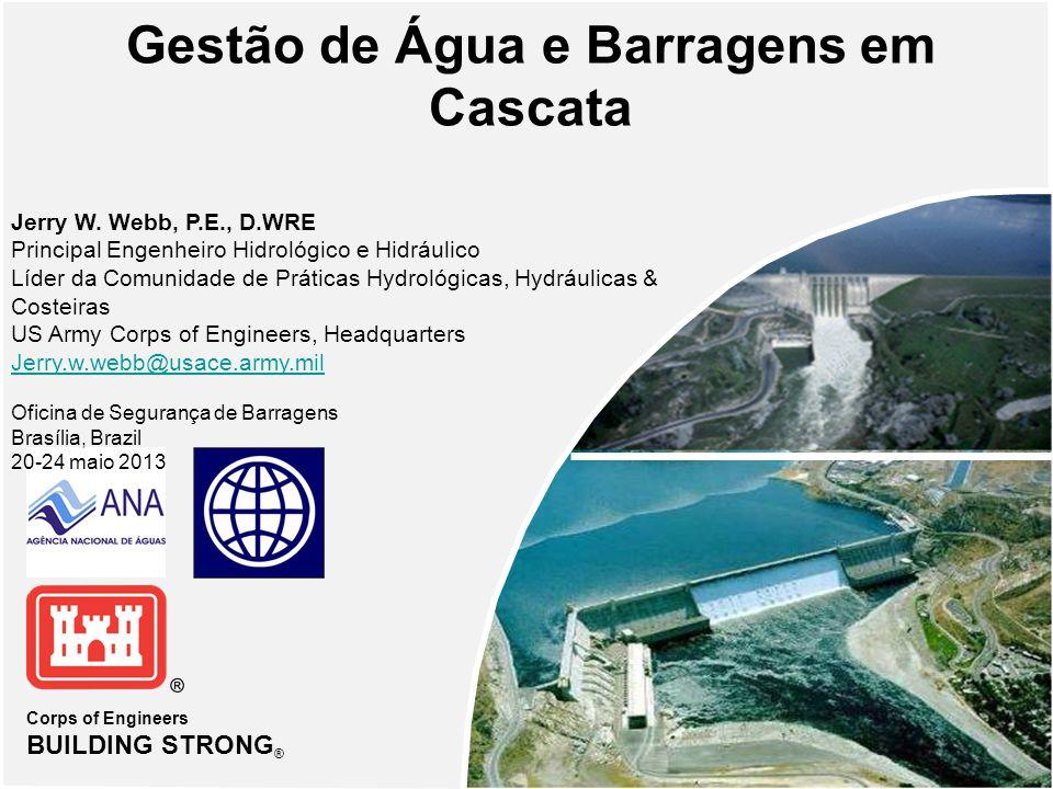Gestão de Água e Barragens em Cascata