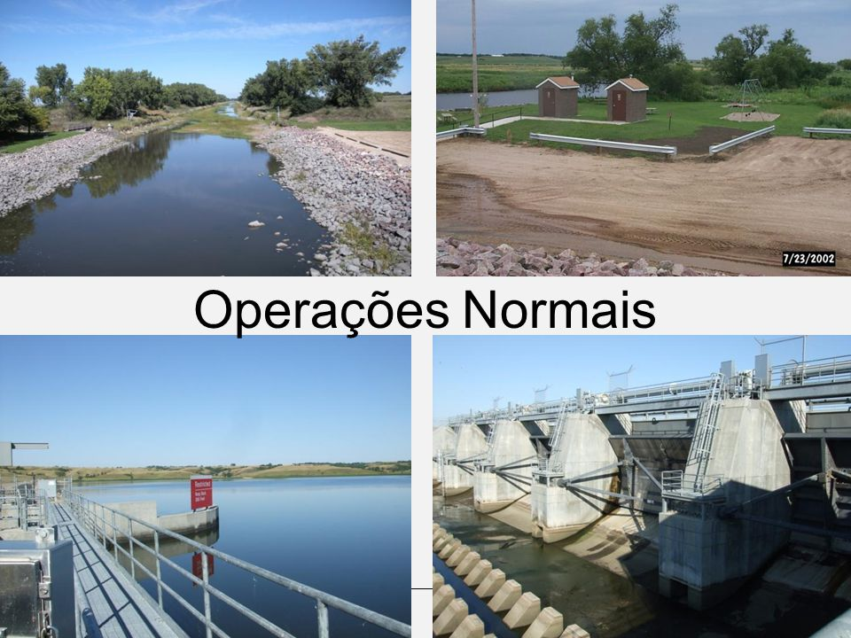 Operações Normais Chapter 7 describes operations.