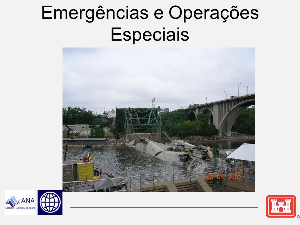 Emergências e Operações Especiais