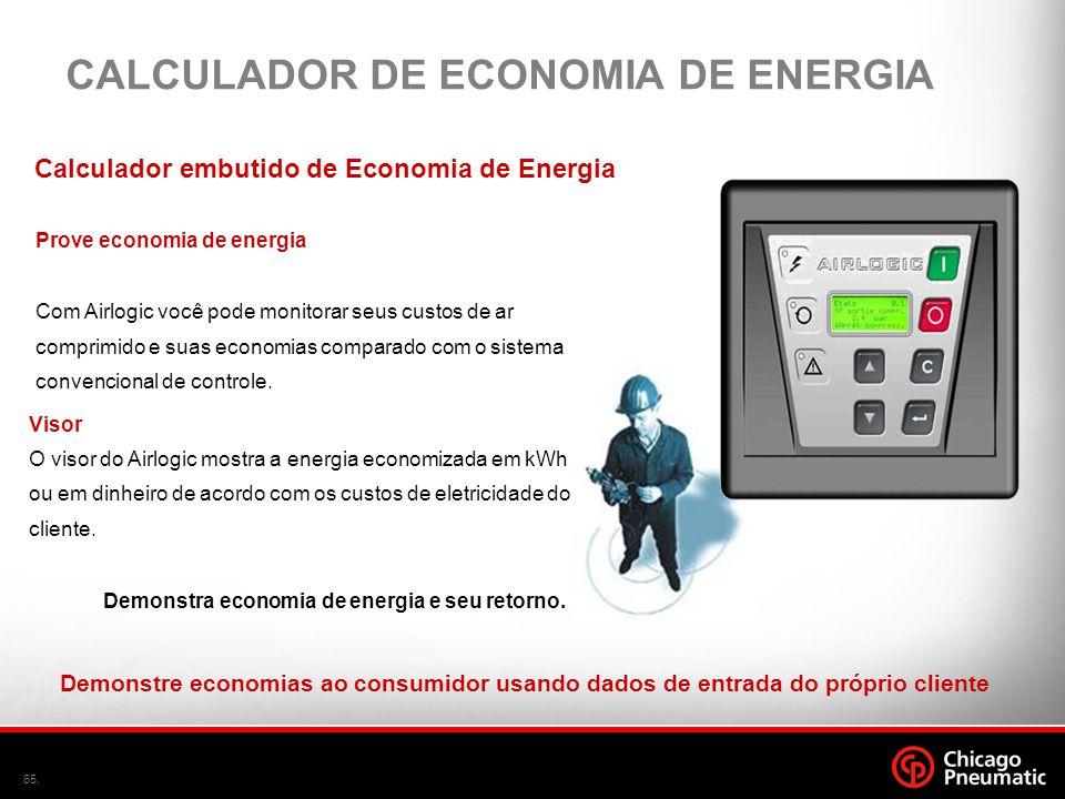 CALCULADOR DE ECONOMIA DE ENERGIA