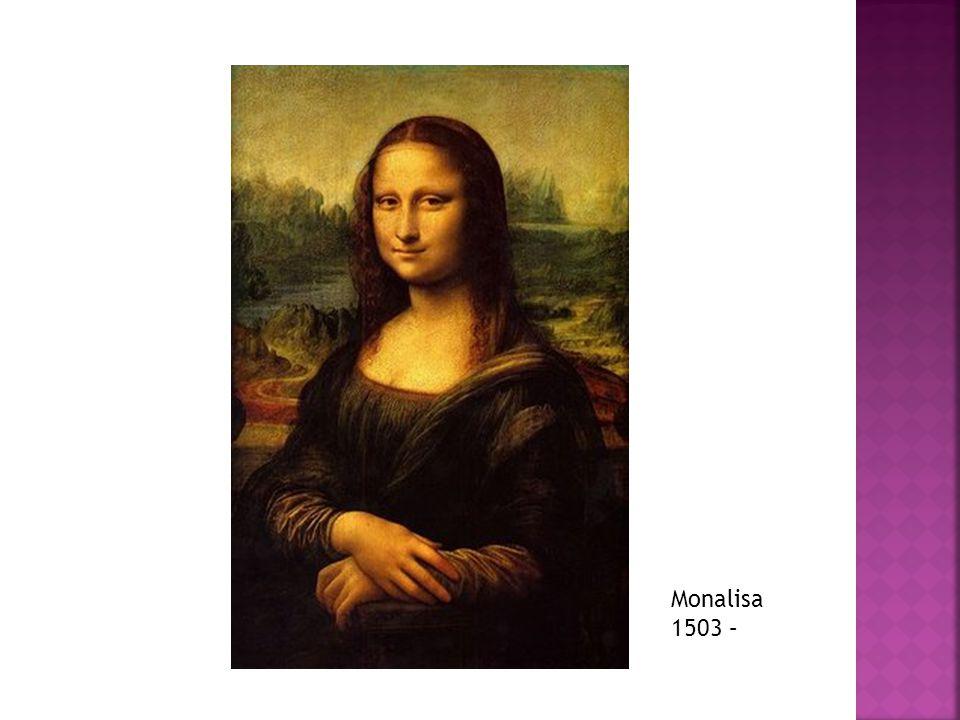 Monalisa 1503 –