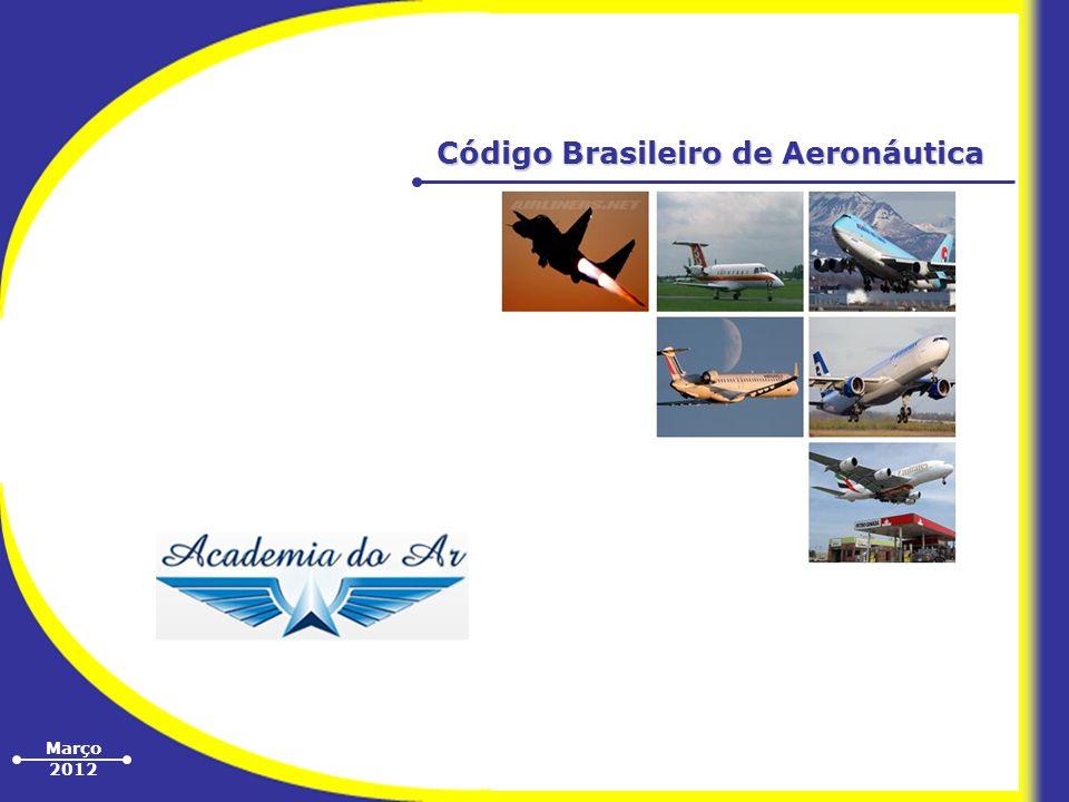 Código Brasileiro de Aeronáutica