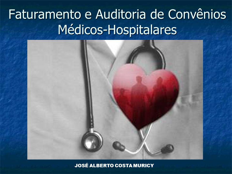 Faturamento e Auditoria de Convênios Médicos-Hospitalares