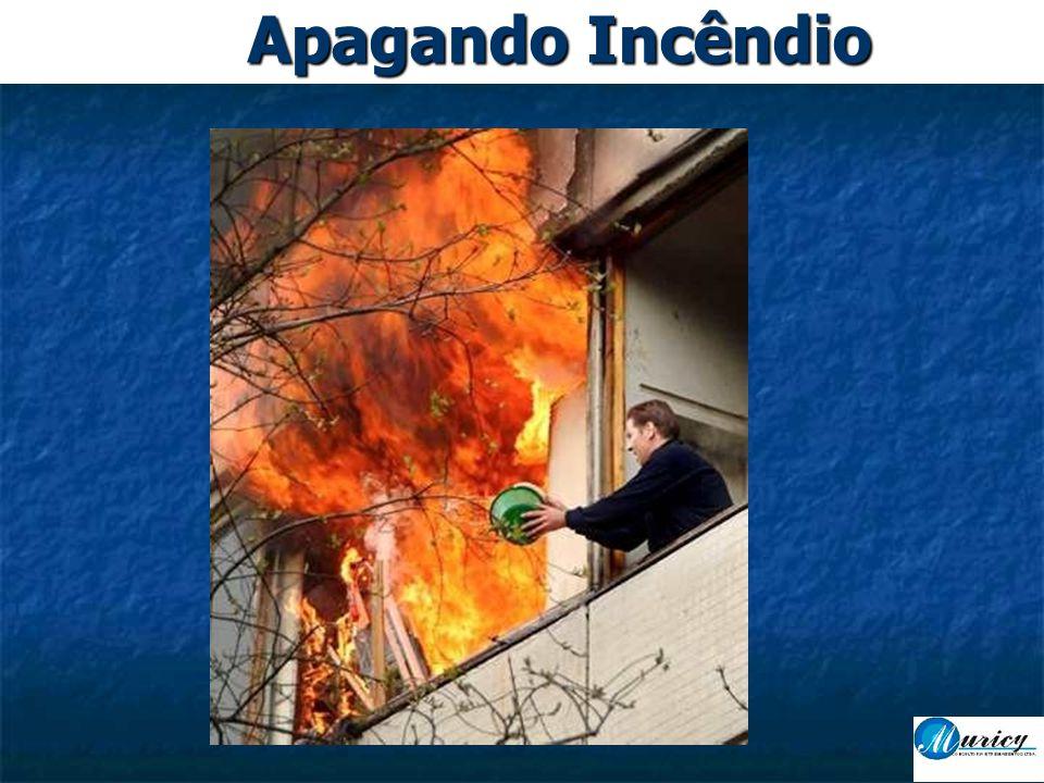 Apagando Incêndio
