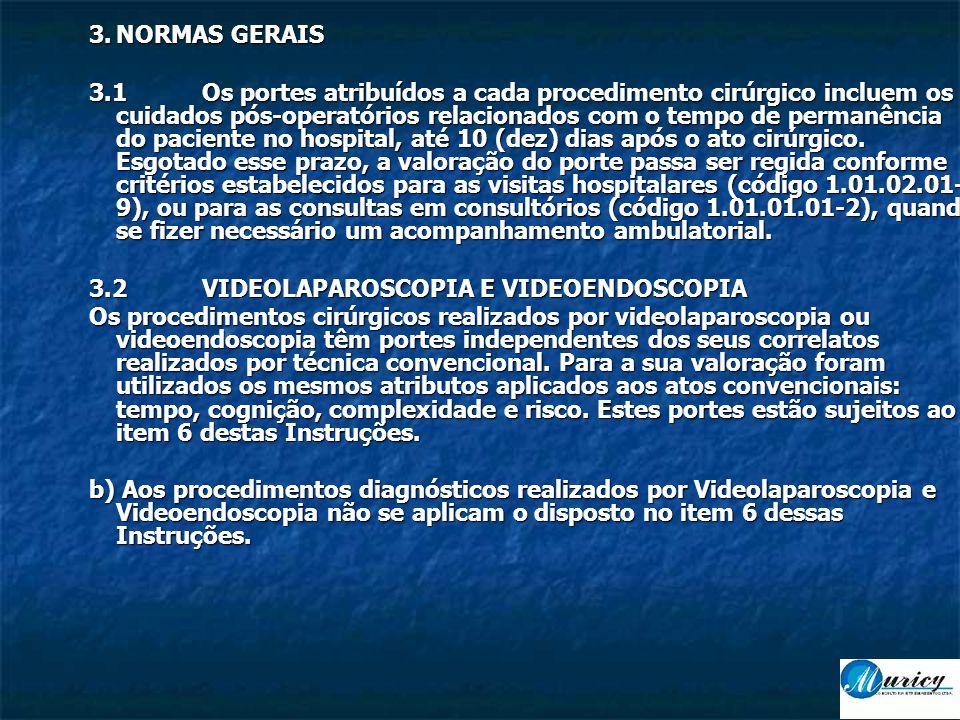 3. NORMAS GERAIS