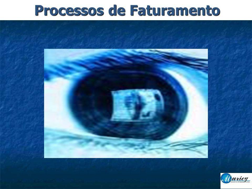 Processos de Faturamento