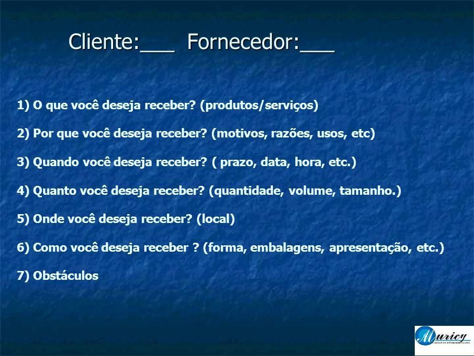 Cliente:___ Fornecedor:___