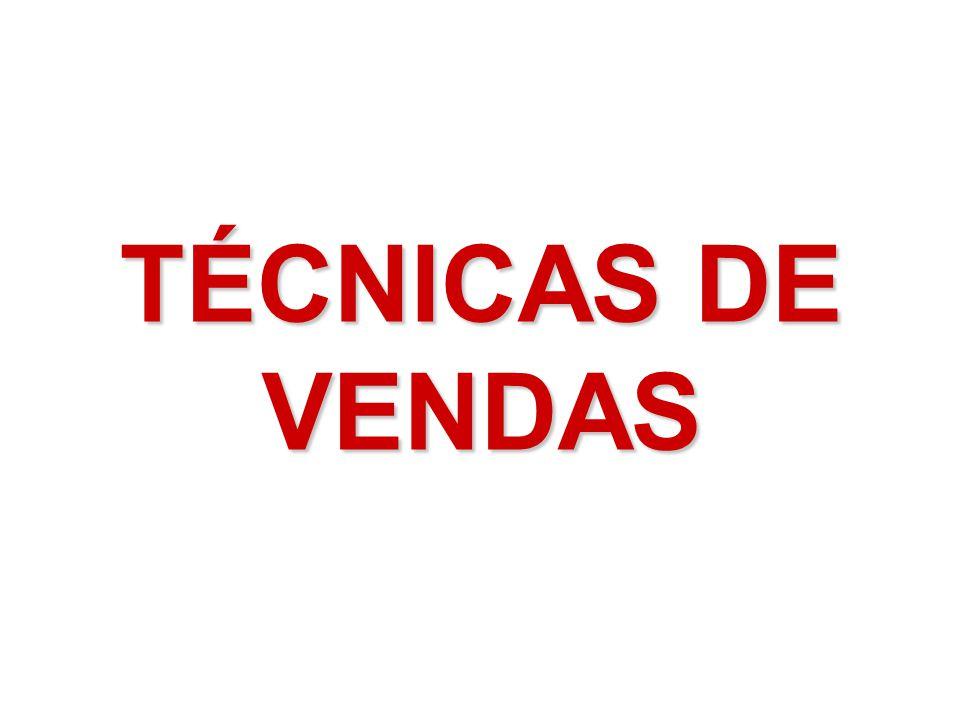 TÉCNICAS DE VENDAS 31