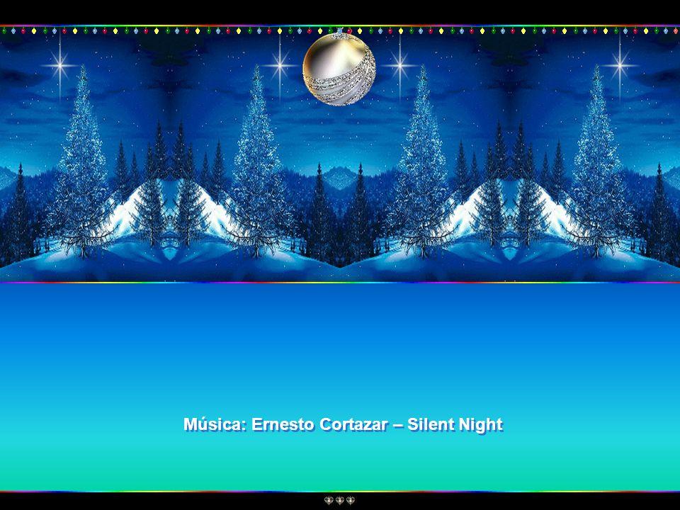 Música: Ernesto Cortazar – Silent Night