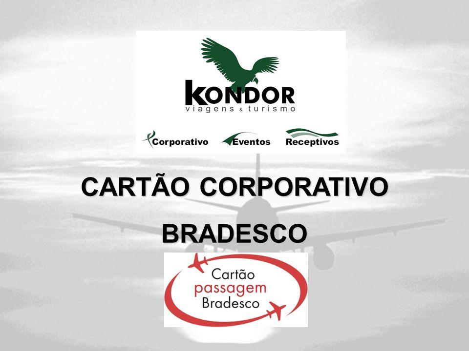 CARTÃO CORPORATIVO BRADESCO