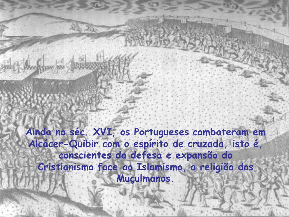 Cristianismo face ao Islamismo, a religião dos