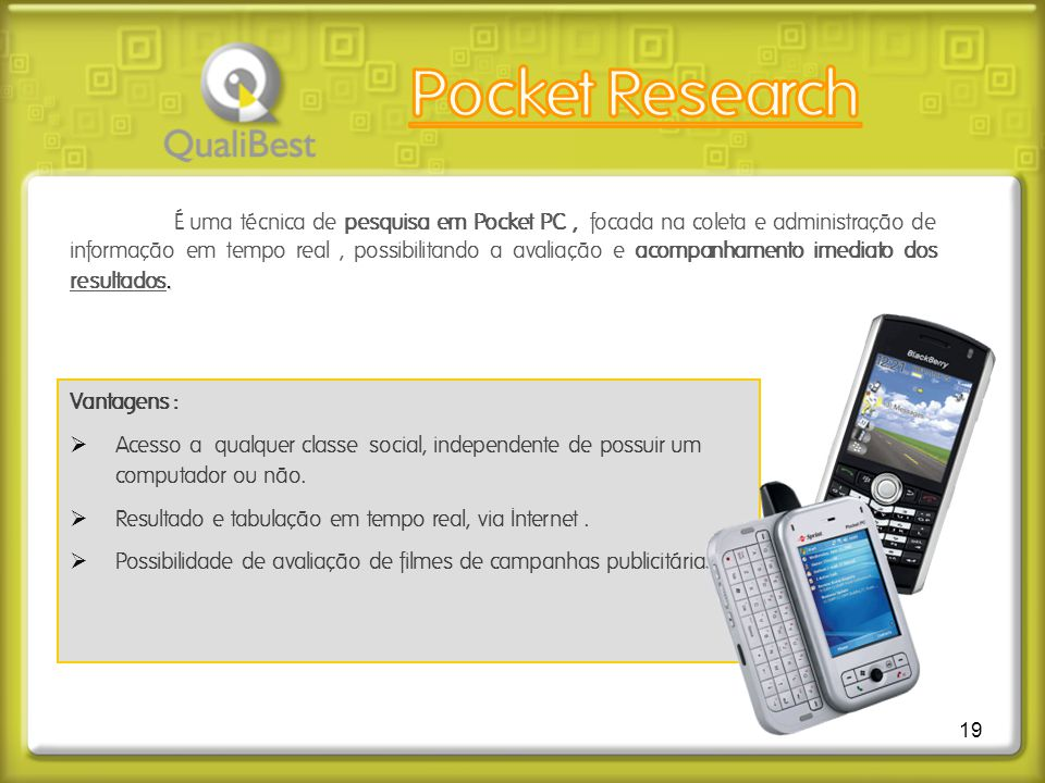 Pocket Research