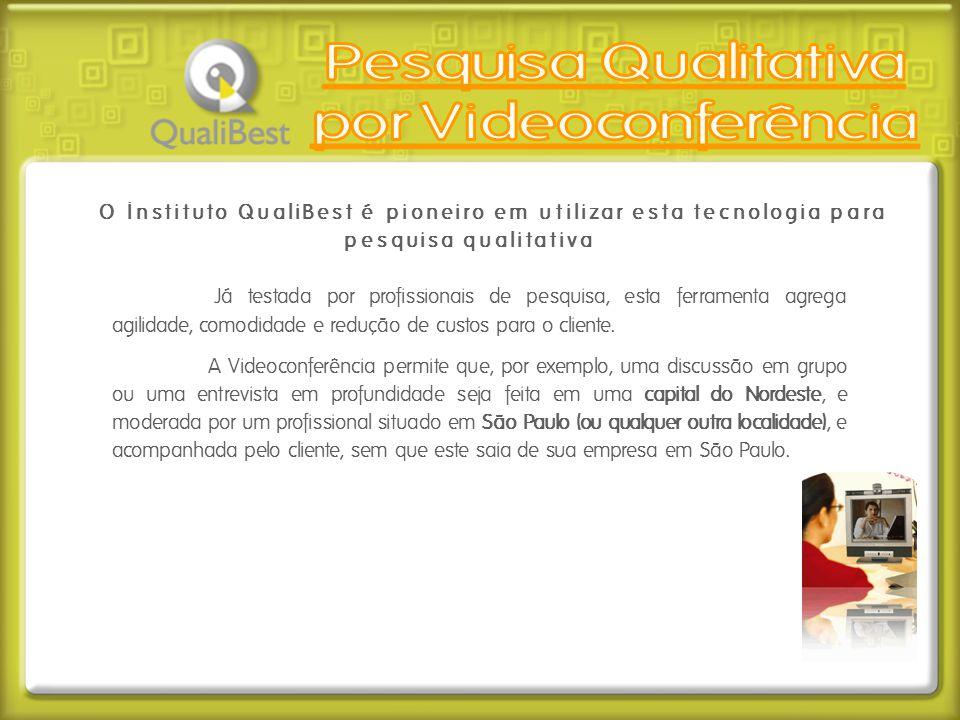Pesquisa Qualitativa por Videoconferência