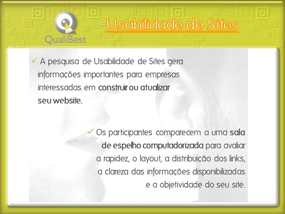 Usabilidade de Sites