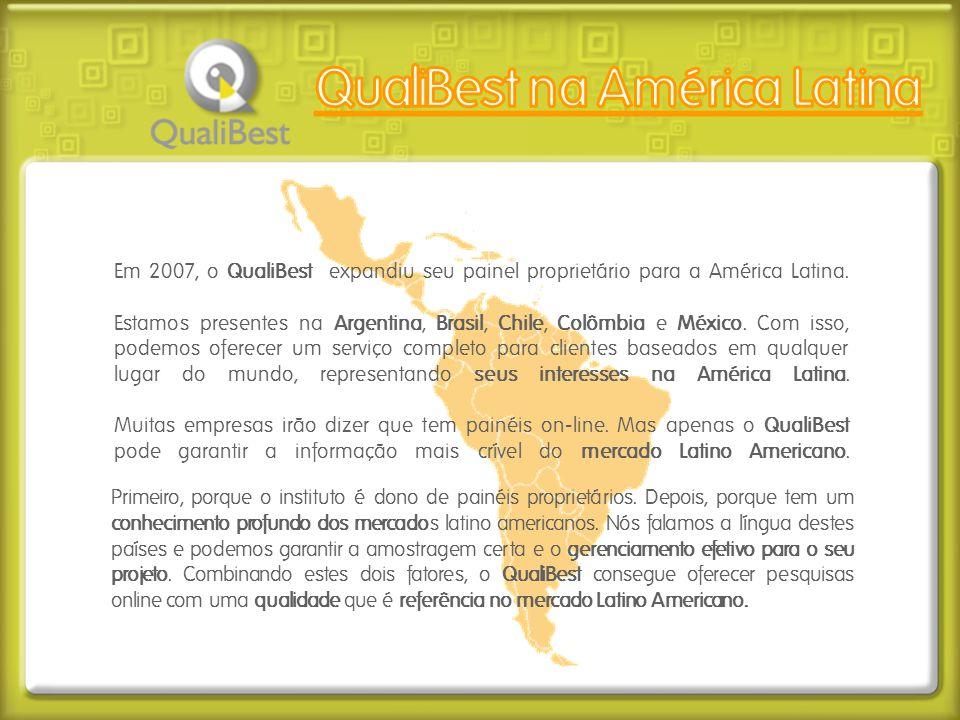 QualiBest na América Latina