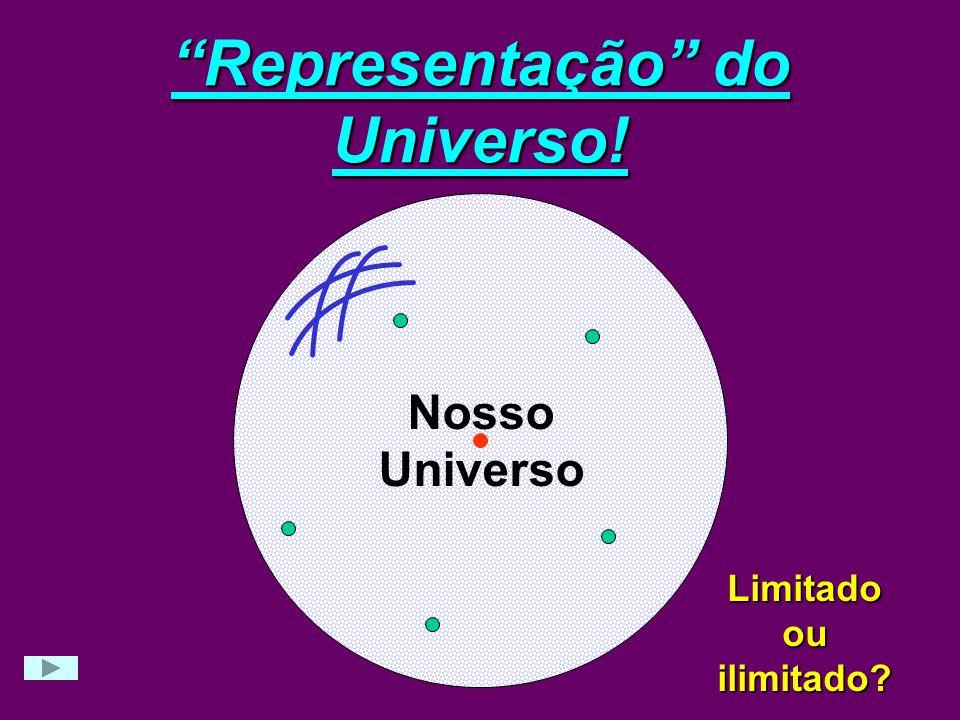 Representação do Universo!