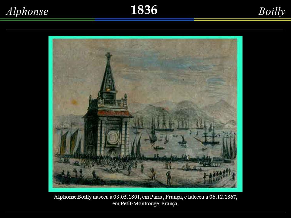 1836 Alphonse Boilly.