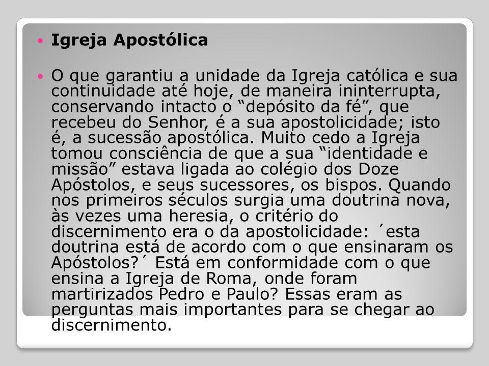 Igreja Apostólica