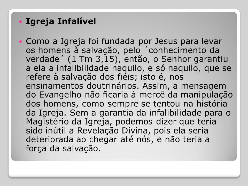 Igreja Infalível