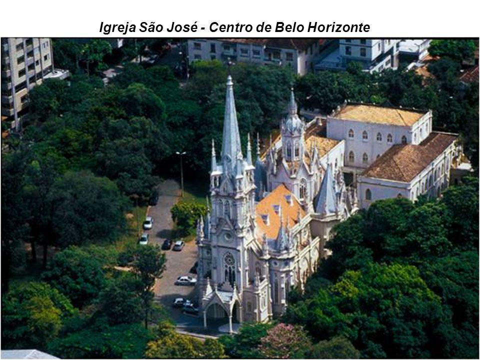 Igreja São José - Centro de Belo Horizonte