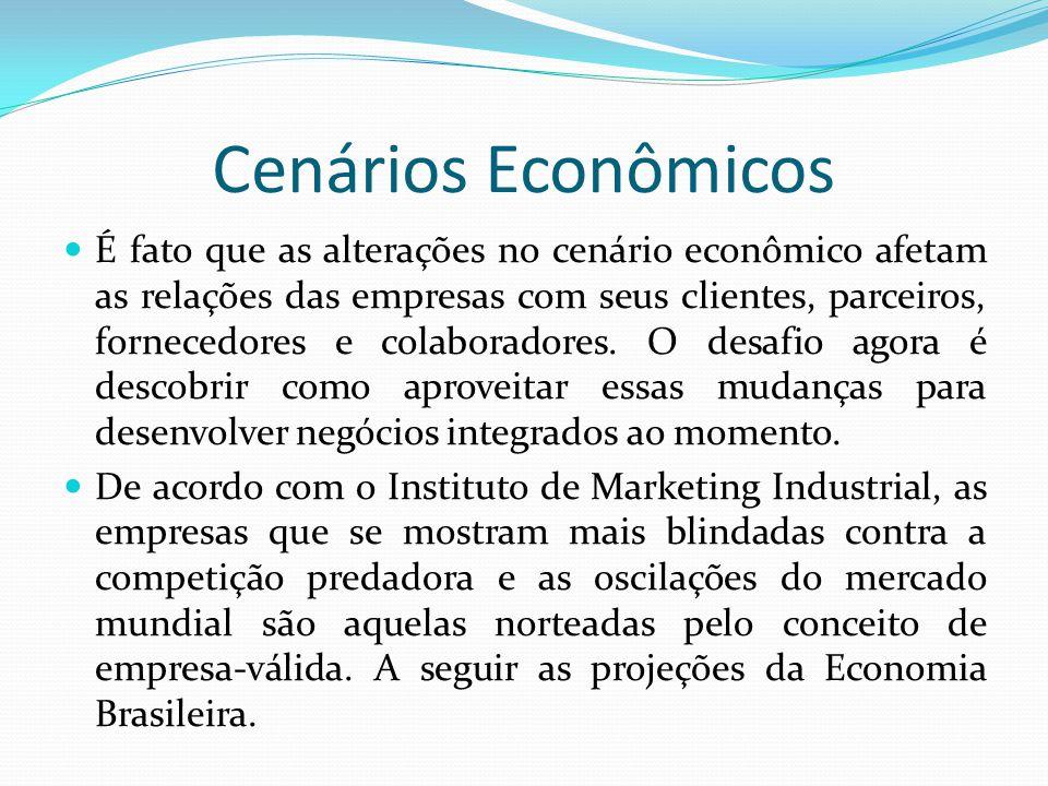 Cenários Econômicos